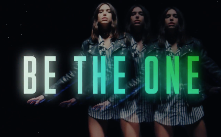 Photo: Dua Lipa - Be The One (Official Video) YouTube. This video marks the first official lamestream hiccup from Dua Lipa's camp.
