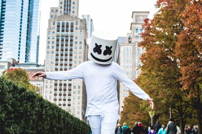 Photo: Marshmello Facebook