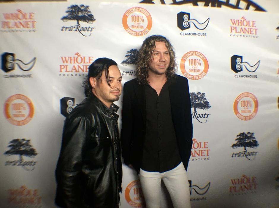 Chico Diaz & Josh Kennedy