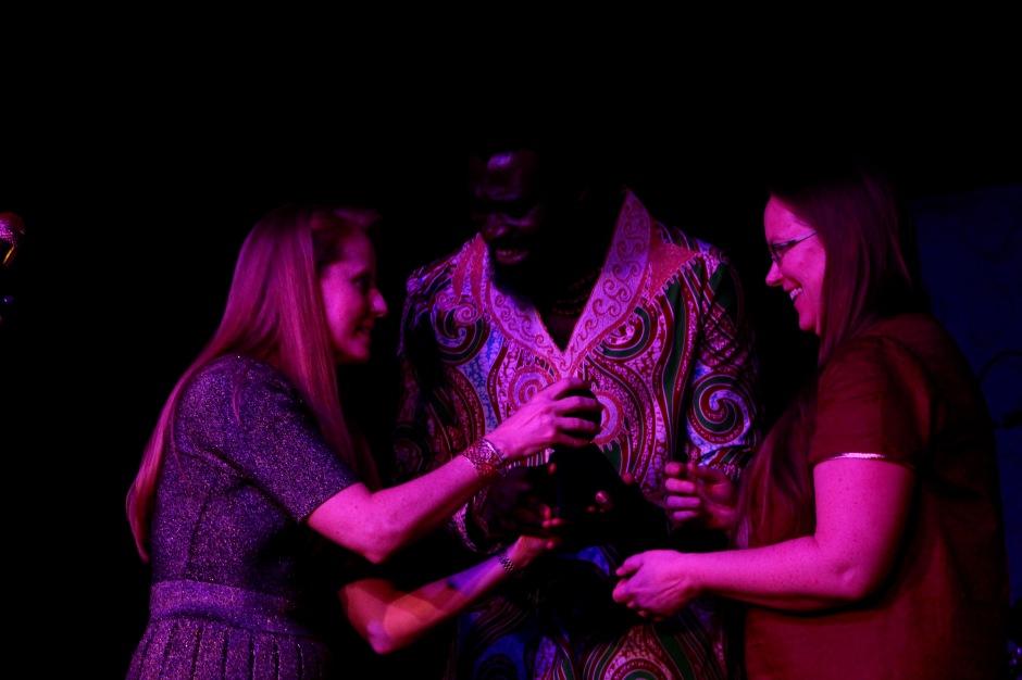 Photo: Award Ceremony