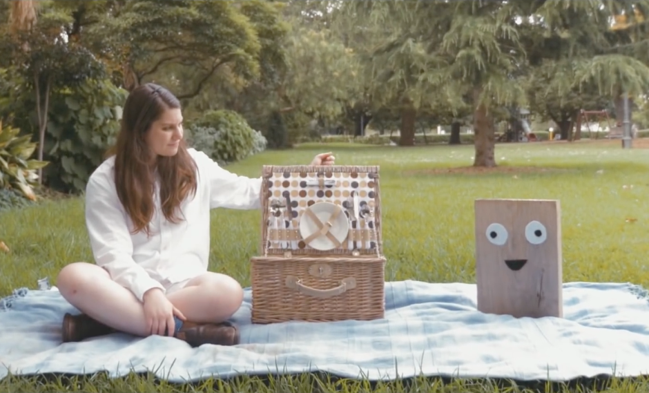 Photo: Alex Lahey - Wes Anderson (Official Video) YouTube
