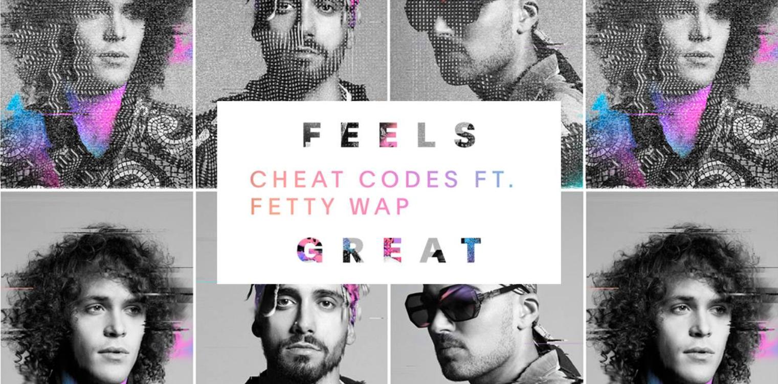 "<b>Cheat Codes</b>&#39; ""<b>Feels Great</b>"" Ft. Fetty Wap Is EDM Botox For All Of ..."